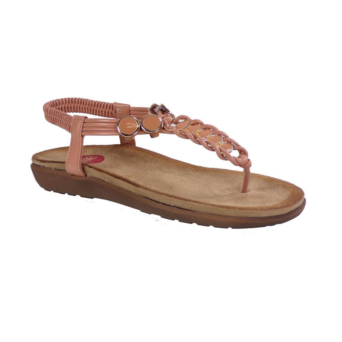 EXE Shoes Γυναικεία Πέδιλα 817 Nude G4900817177505  32dbd10d4dc