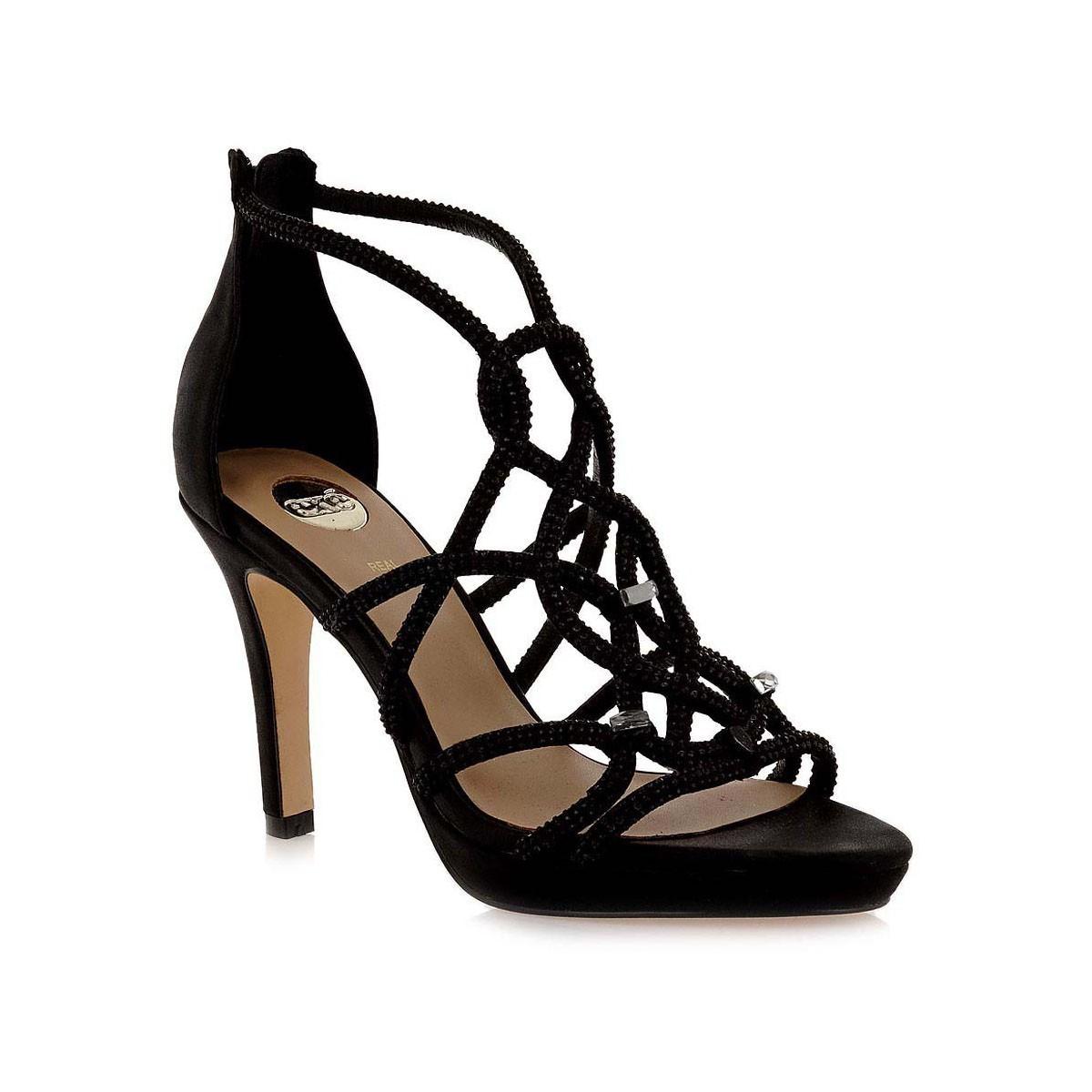 EXE Shoes Πέδιλα Γυναικεία KIMBERLY-663 Μαύρο G47006636001