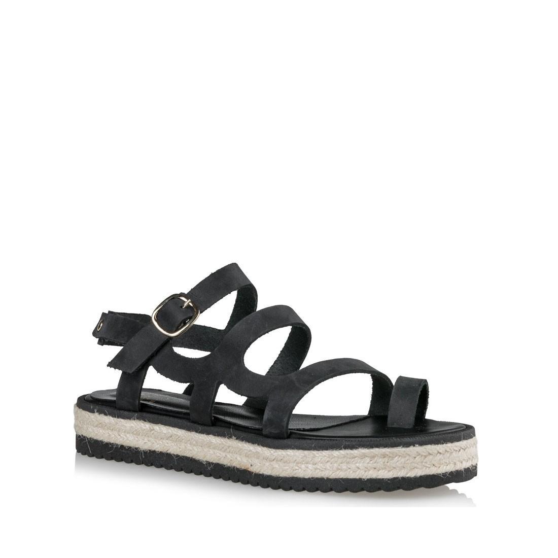 4a31aa96dfc Mairiboo by Envie Shoes Γυναικεία Πέδιλα M03-07552-34 Μαύρο ...