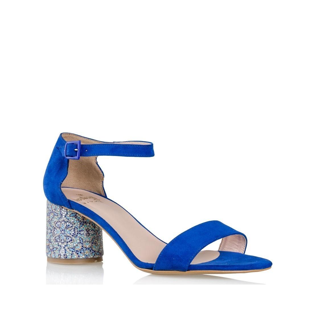 d5dccf003dbf Mairiboo by Envie Shoes Γυναικεία Πέδιλα M03-07554-38 Μπλε GAUDI |Γυναικεία  & Ανδρικά Παπούτσια - BagiotaShoes.gr