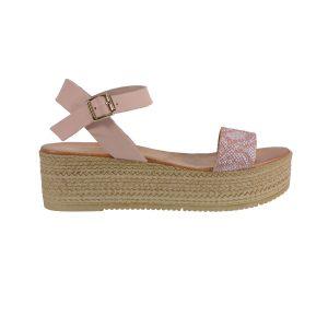Moods Shoes Γυναικείες Πλατφόρμες Πέδιλα 13111 Χαλκός Glitter-Ταμπά Δέρμα.  €59.00 €30.00. Επιλογή. -49%. Add to Wishlist loading d8d4f6200cd