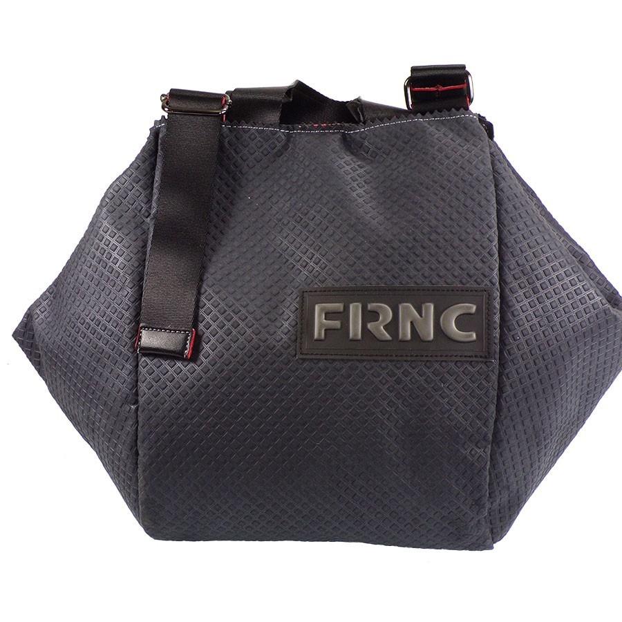 FRNC FRANCESCO Τσάντα Γυναικεία Ώμου 1626 Μαύρο Δέρμα  974a220b090