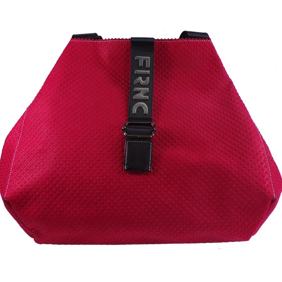 b352c91e30 FRNC FRANCESCO Τσάντα Γυναικεία Ώμου 1627 Κόκκινο Δέρμα