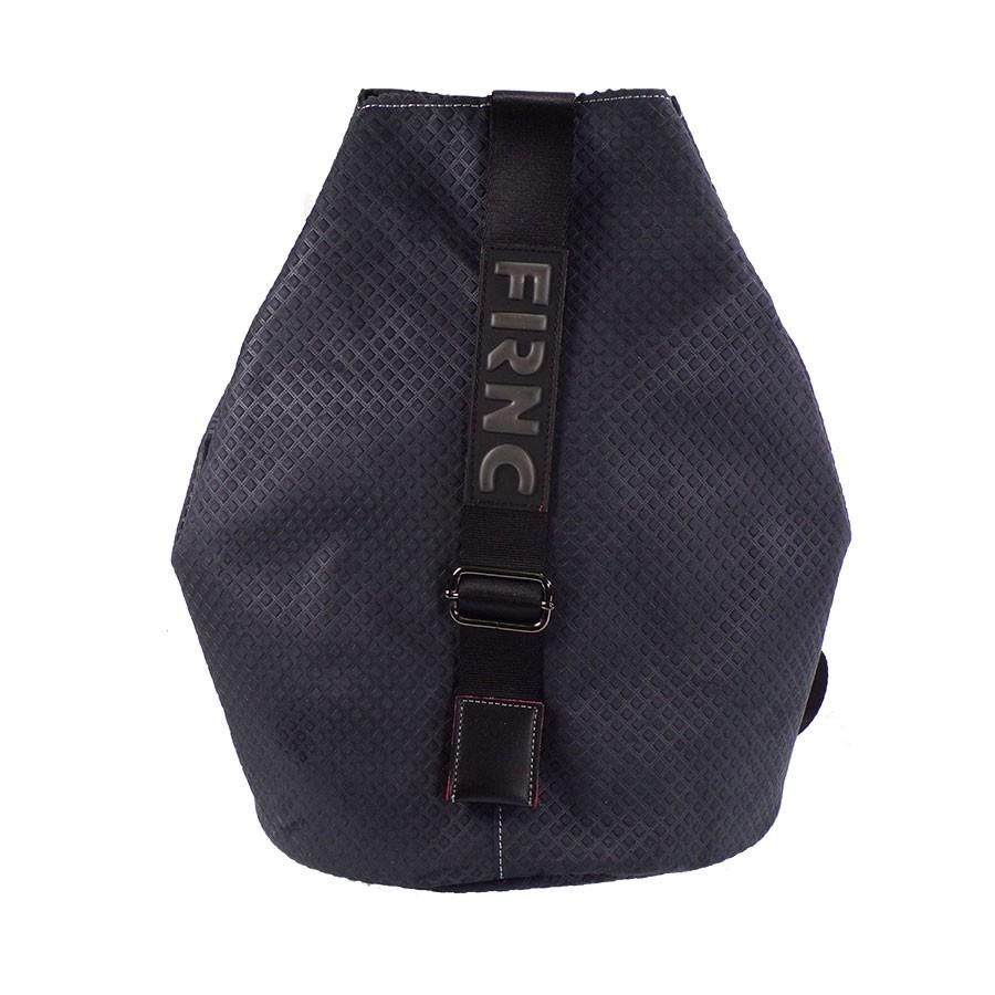 FRNC FRANCESCO Τσάντα Γυναικεία Πλάτης-Backpack 1621 Μαύρο Δέρμα ... c0096a0aad7