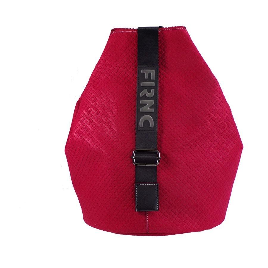 FRNC FRANCESCO Τσάντα Γυναικεία Πλάτης-Backpack 1621 Κόκκινο Δέρμα ... 841e5b08676