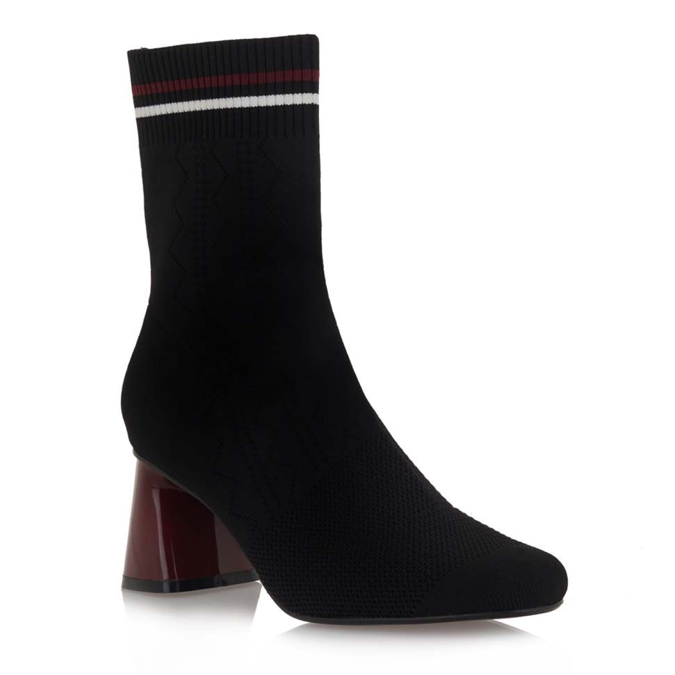 e800d5cdabd Exe Shoes Γυναικεία Παπούτσια Μποτάκια Paolina-421 Μαύρο Πολύχρωμο  H37004214B44 |Γυναικεία & Ανδρικά Παπούτσια - BagiotaShoes.gr