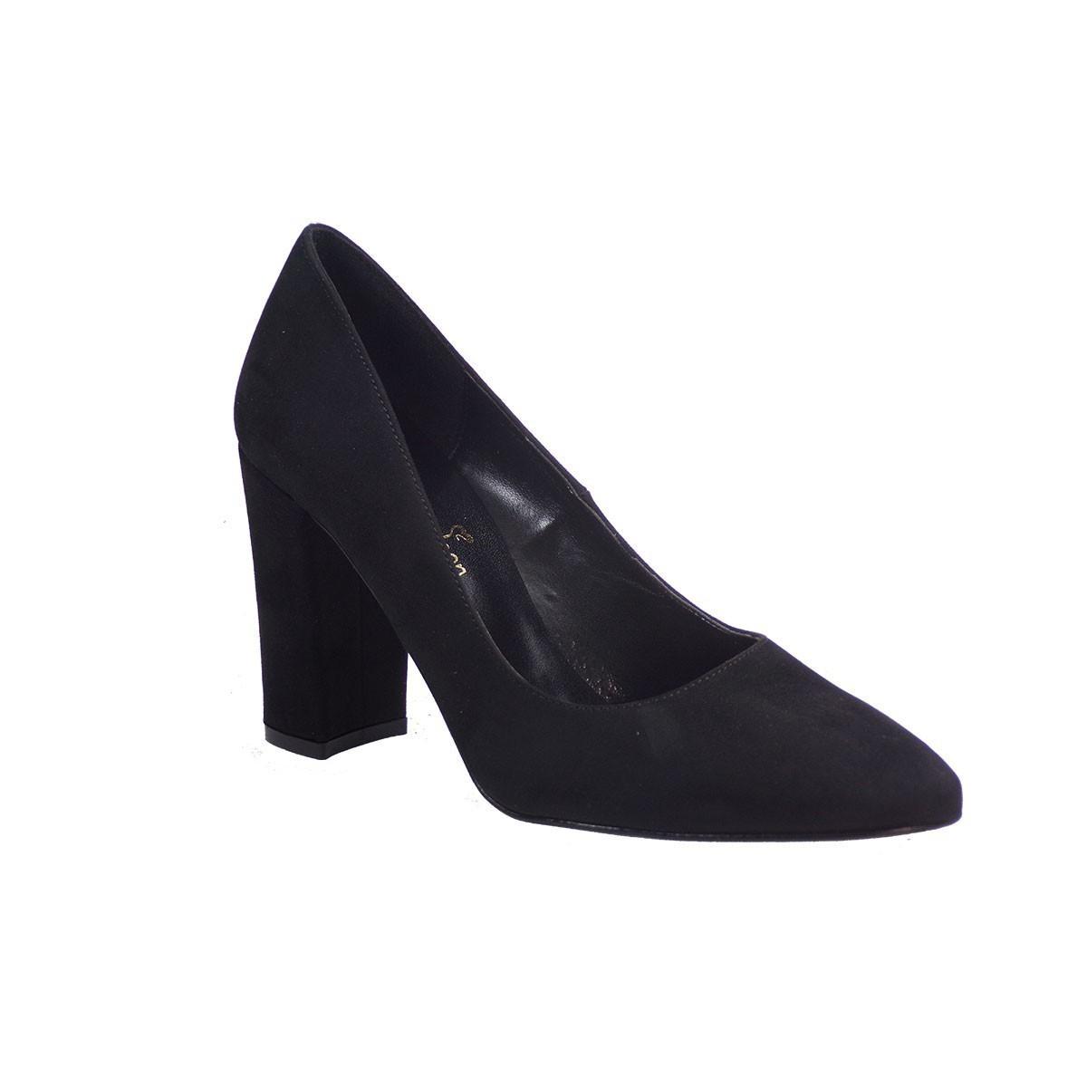 Envie Shoes Γυναικείες Παπούτσια Γόβες E02-08503 Μαύρο