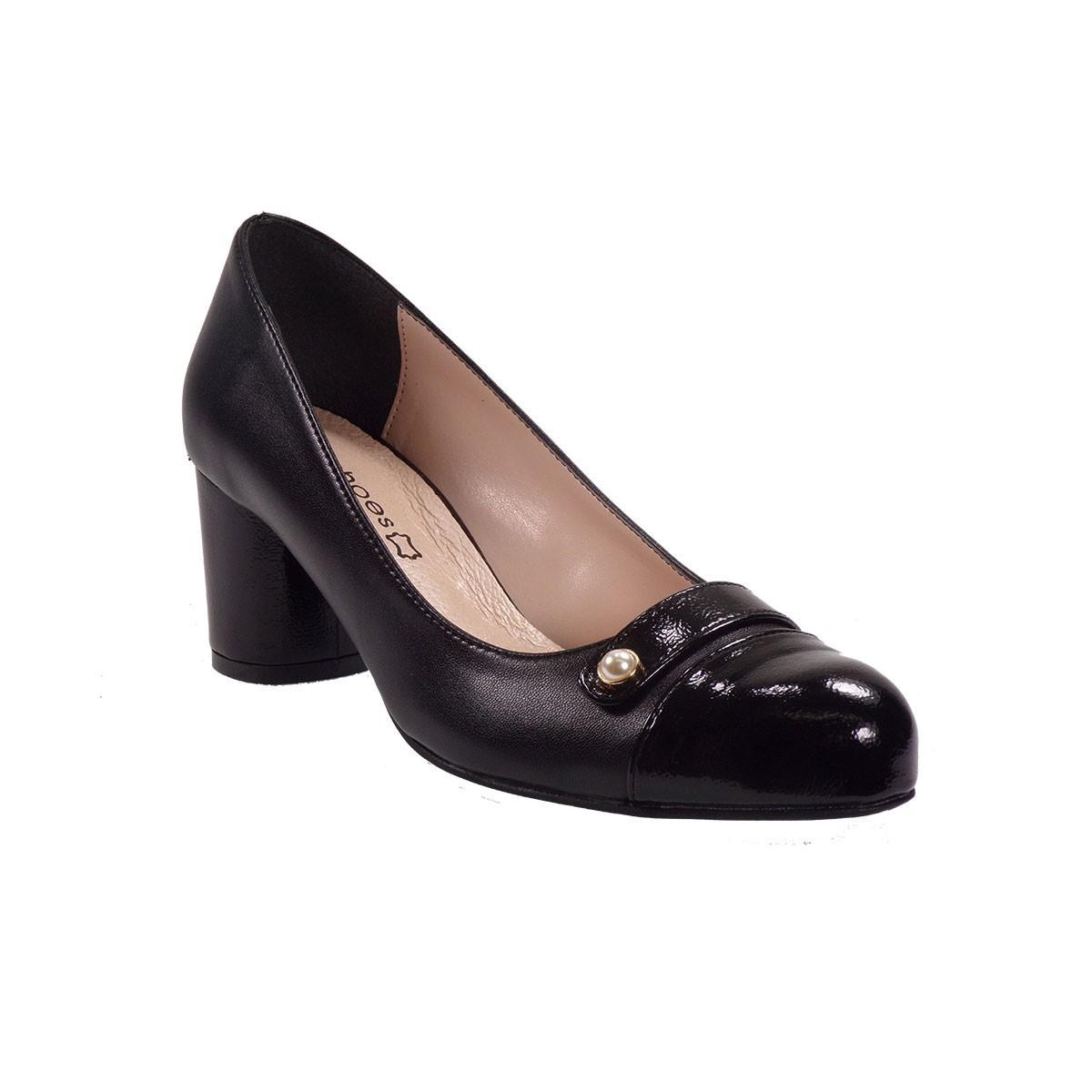 Katia Shoes Γυναικεία Παπούτσια Γόβες 18-5080 Μαύρο