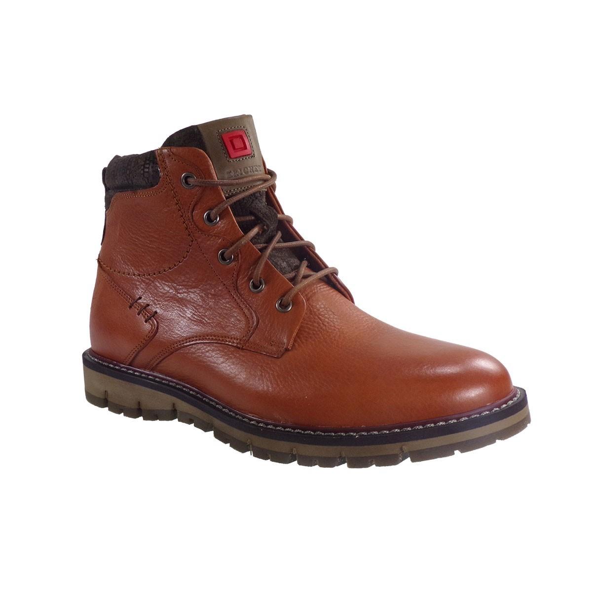 e421cf85b00 Kricket Shoes Ανδρικά Μποτάκια Αρβυλάκια 3500 Ταμπά Δέρμα |Γυναικεία ...