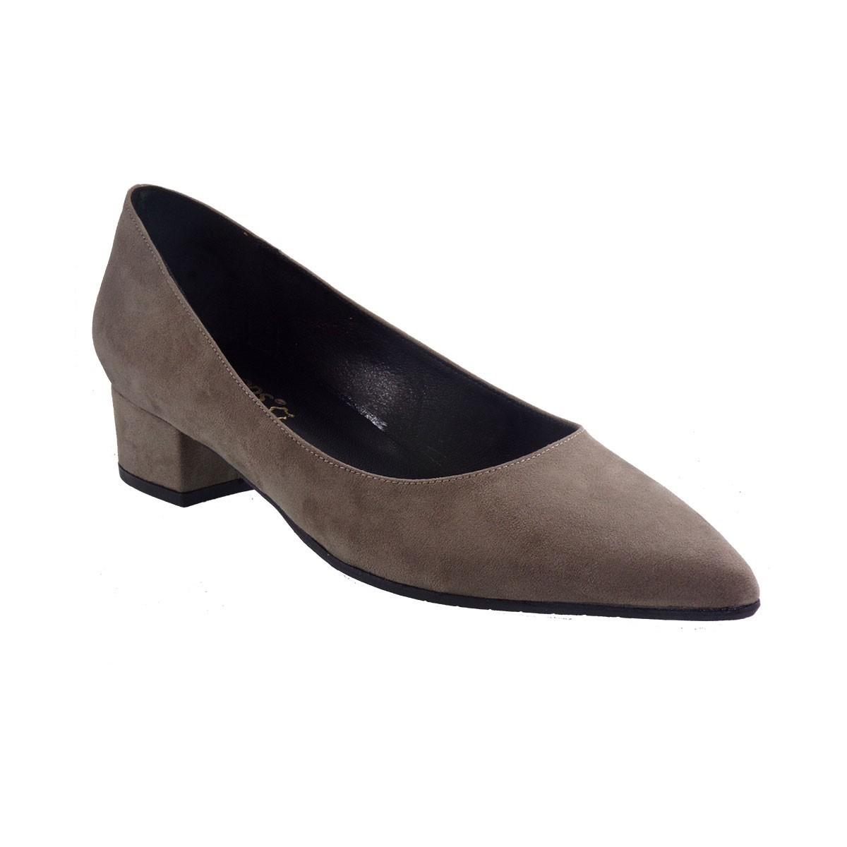Moods Shoes Γυναικεία Παπούτσια 2542 Πούρο