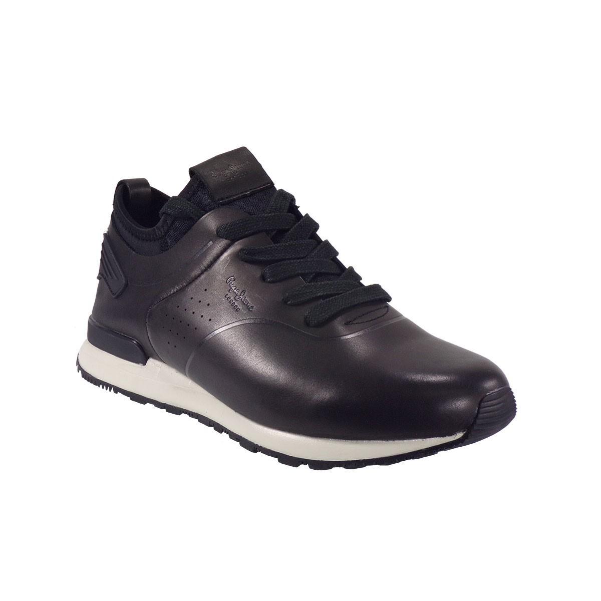 20b9908881 Pepe Jeans BOSTON SMART Sneakers Ανδρικά Παπούτσια PMS30477-999 ...