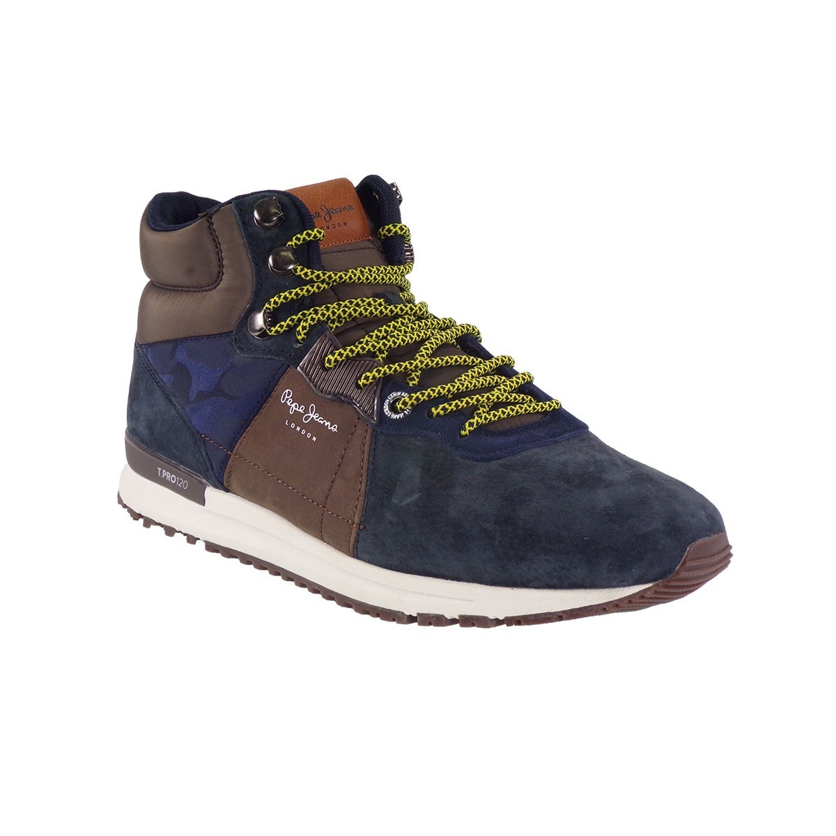 Pepe Jeans TINKER BOOT Sneakers Ανδρικά Παπούτσια Μποτάκια PMS30490 ... 4626435b1d1