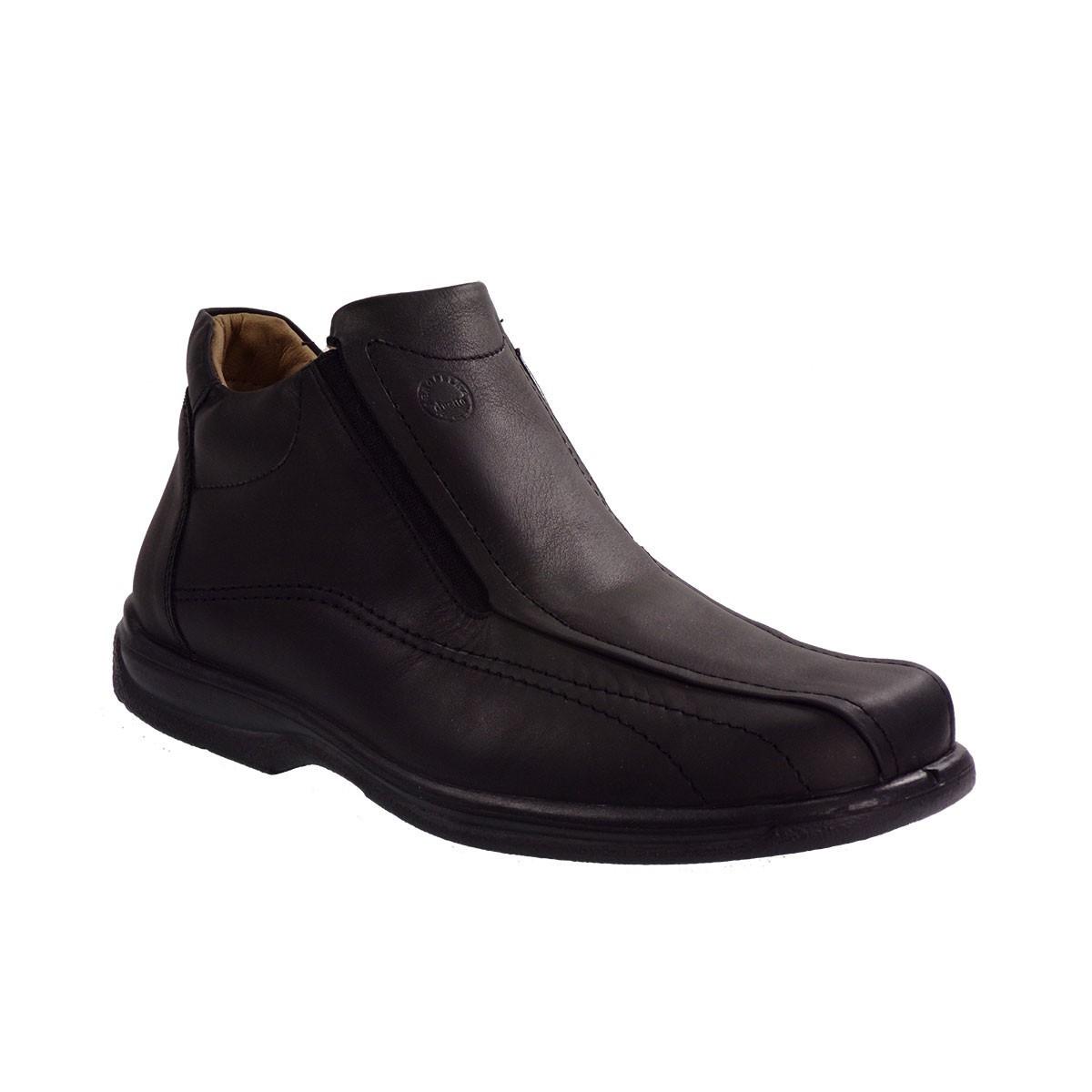 a2440db6fc11 Aeropelma Duetto Ανδρικά Παπούτσια Μποτάκια Αστραγάλου 772 Μαύρο ...
