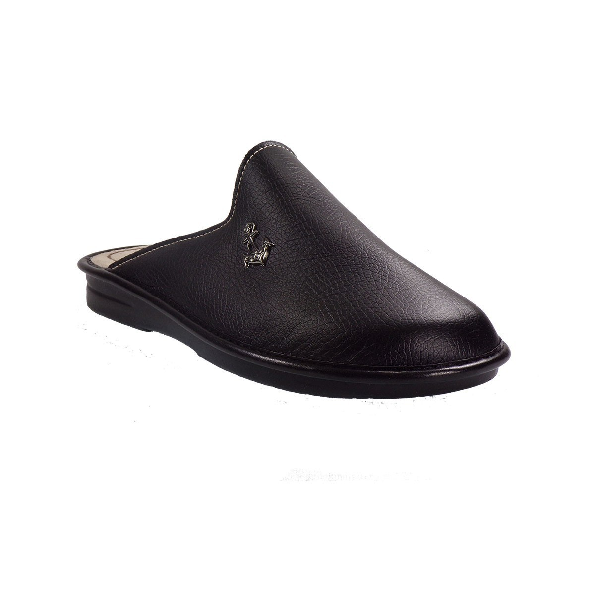COMFORT CLASSICO Ανδρικές Παντόφλες 00510 Μαύρο