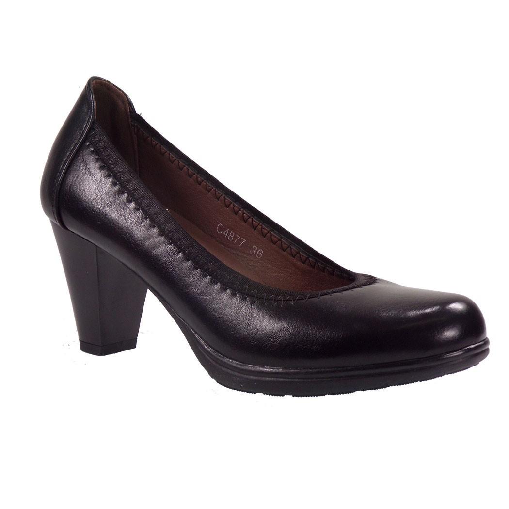 422ac311e4c La Coquette Γυναικεία Παπούτσια Γόβα C4877 Μαύρο |Γυναικεία & Ανδρικά  Παπούτσια - BagiotaShoes.gr