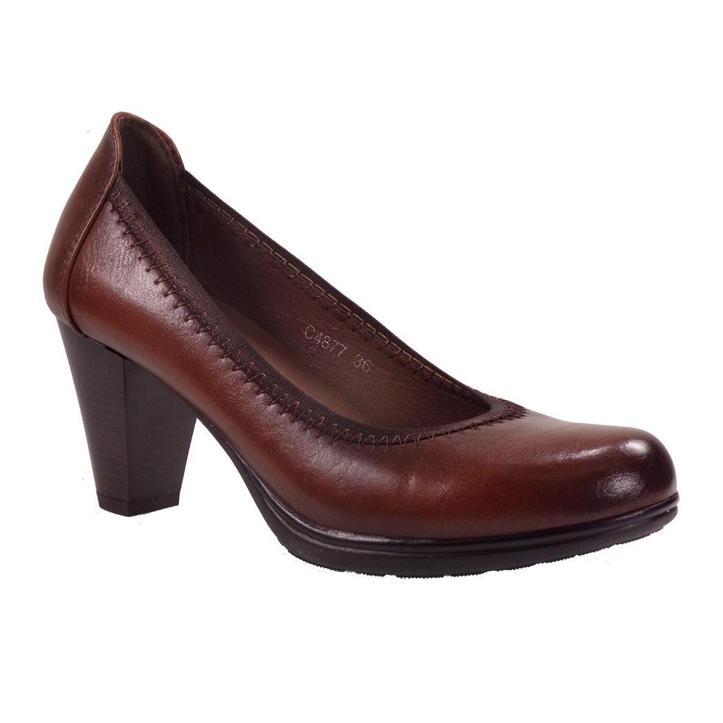 La Coquette Γυναικεία Παπούτσια Γόβα C4877 Ταμπά