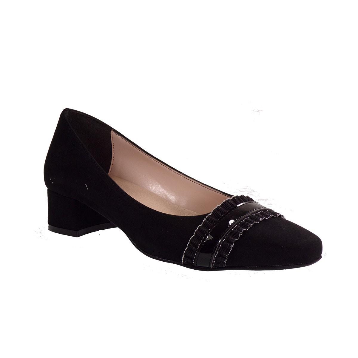 Katia Shoes Γυναικεία Παπούτσια Γόβες 11-5037 Μαύρο