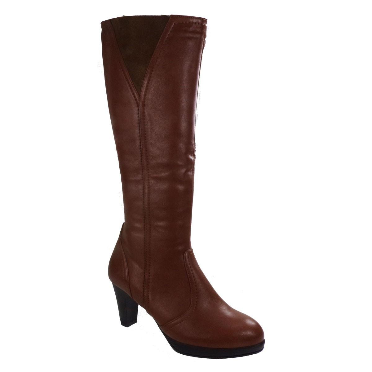 Katia shoes Γυναικεία Παπούτσια Μπότες 79-5098 Ταμπά