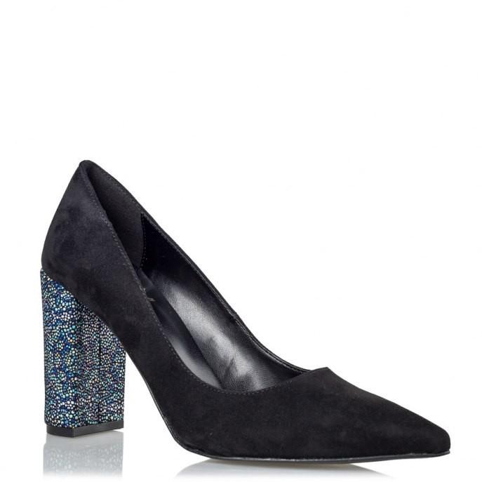 a312fd603a8 Mairiboo by Envie Shoes Γυναικεία Παπούτσια Γόβες M03-08403-34 Μαύρο ...
