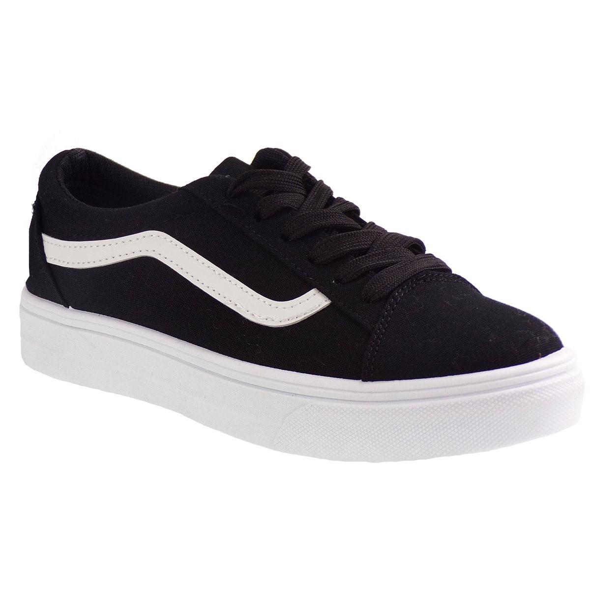 Bagiota Shoes Γυναικεία Παπούτσια Sneakers Αθλητικά MR-1909 Μαύρο
