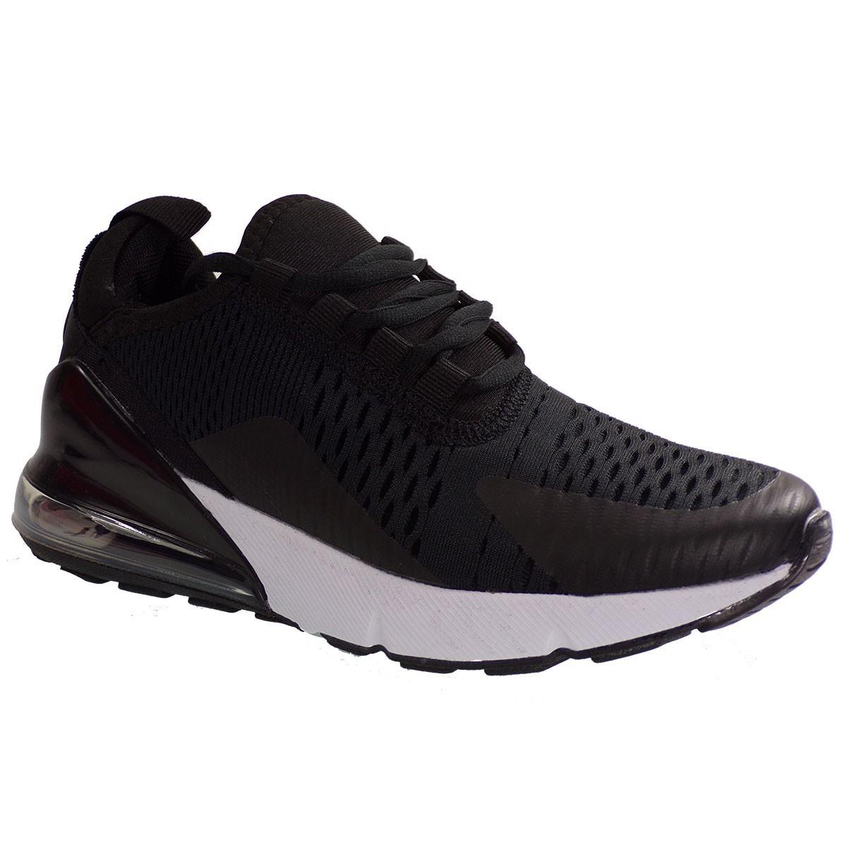 Bagiota Shoes Γυναικεία Παπούτσια Sneakers Αθλητικά L-82051 Μαύρο