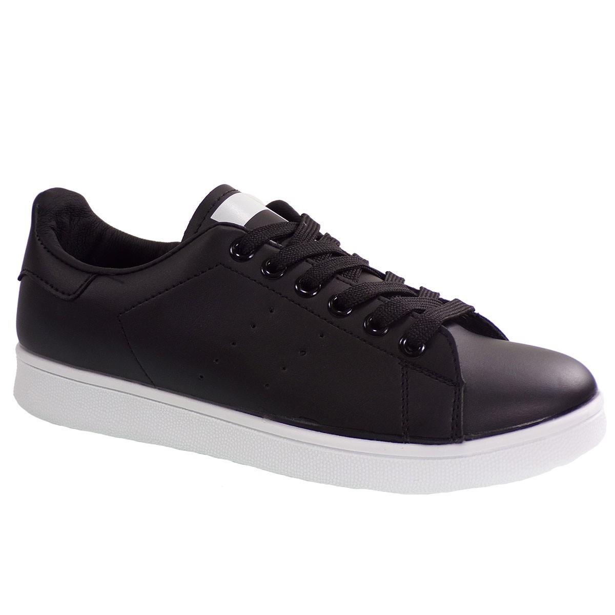 Bagiota Shoes Γυναικεία Παπούτσια Sneakers Αθλητικά C8241 Μαύρο