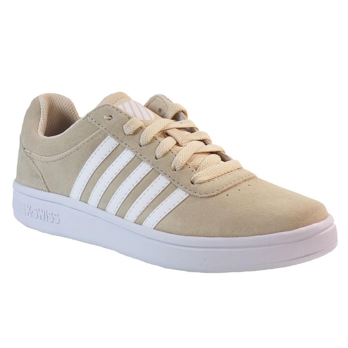 K-SWISS Γυναικεία Παπούτσια Sneakers 95676-271 Μπεζ 887292414