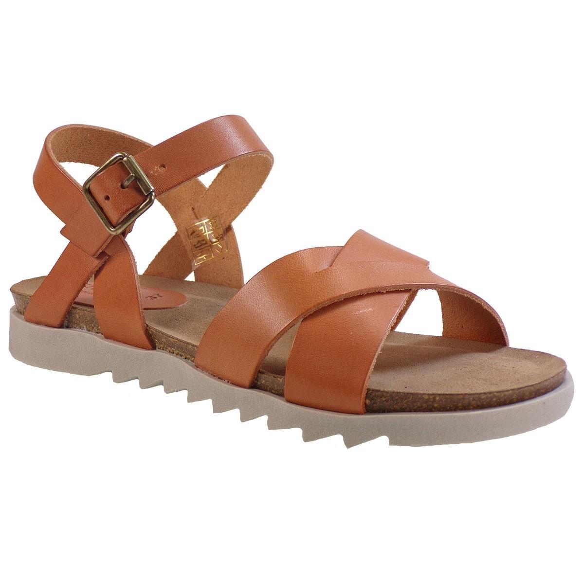 Fluchos Femme Γυναικεία Παπούτσια Πέδιλα F0473 Ταμπά