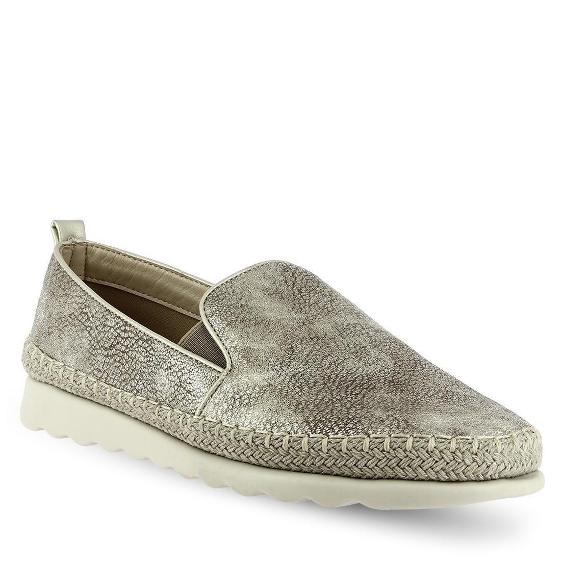 5d02f23fd72 PAREX Γυναικεία Παπούτσια Ανατομικά 12919000.P Πλατίνα-Χρυσό ...