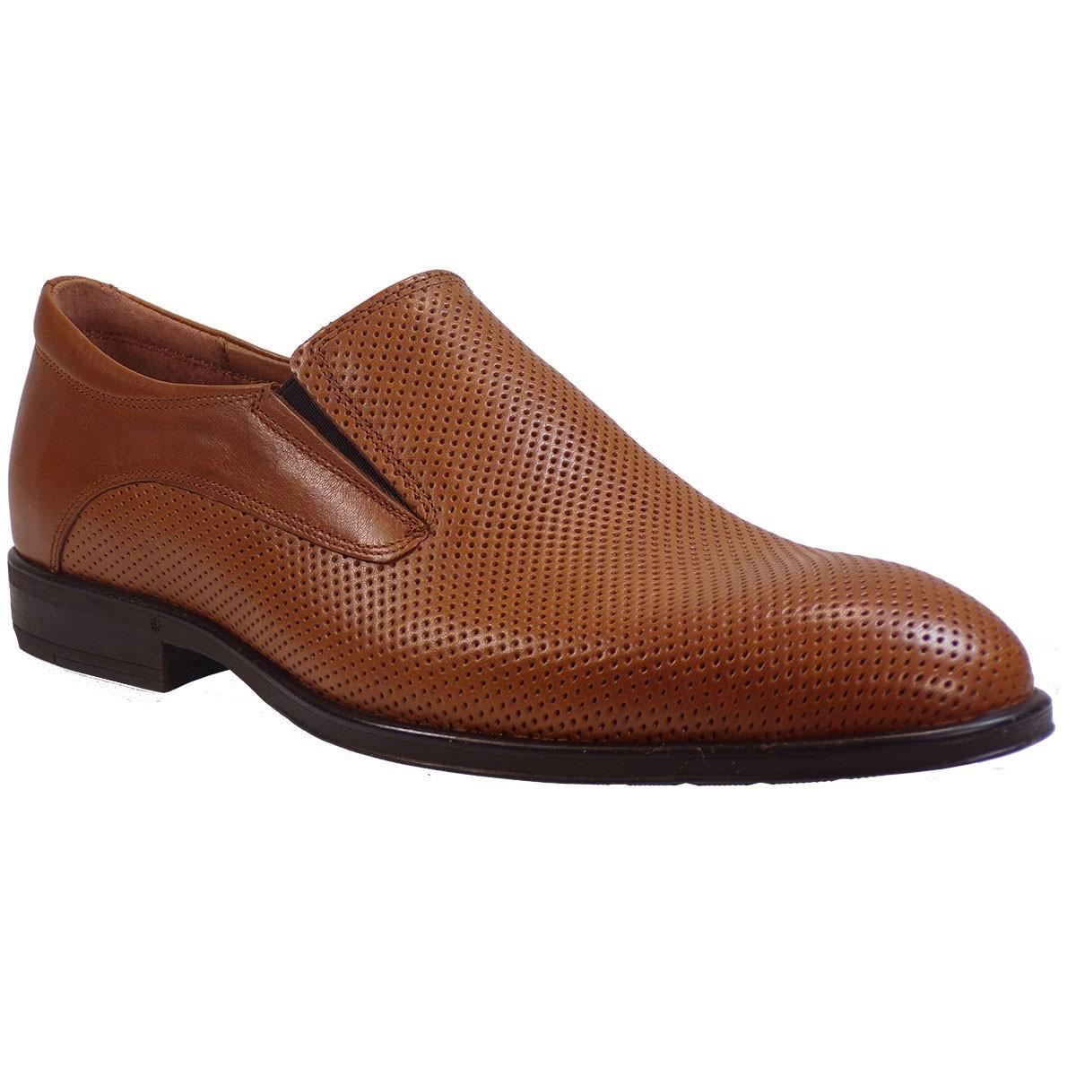 kricket Ανδρικά Παπούτσια 601Λ Ταμπά Δέρμα