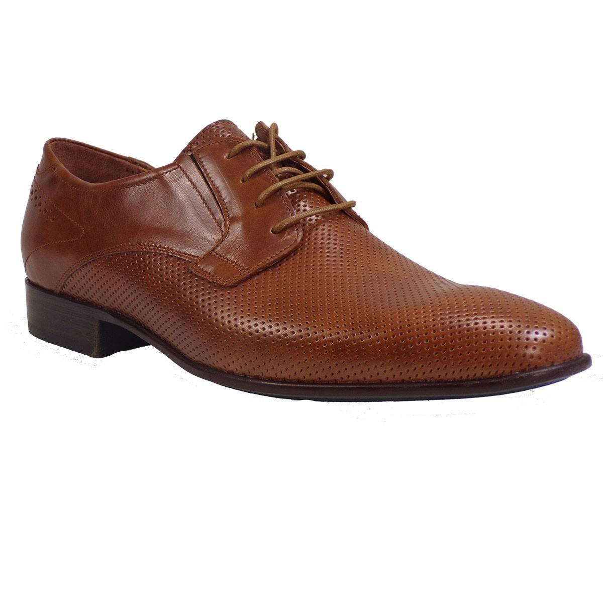 kricket Ανδρικά Παπούτσια 681Λ Ταμπά Δέρμα