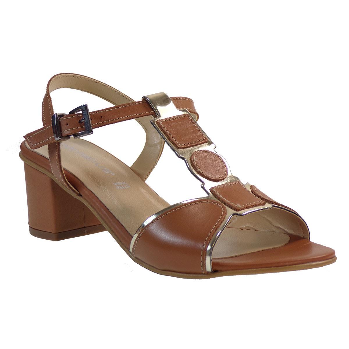 Cornelius Shoes Γυναικεία Πέδιλα 31-9500 Ταμπά