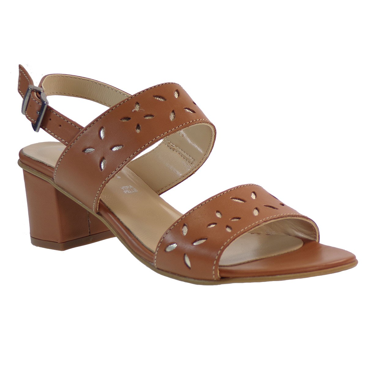 Cornelius Shoes Γυναικεία Πέδιλα 31-174 Ταμπά
