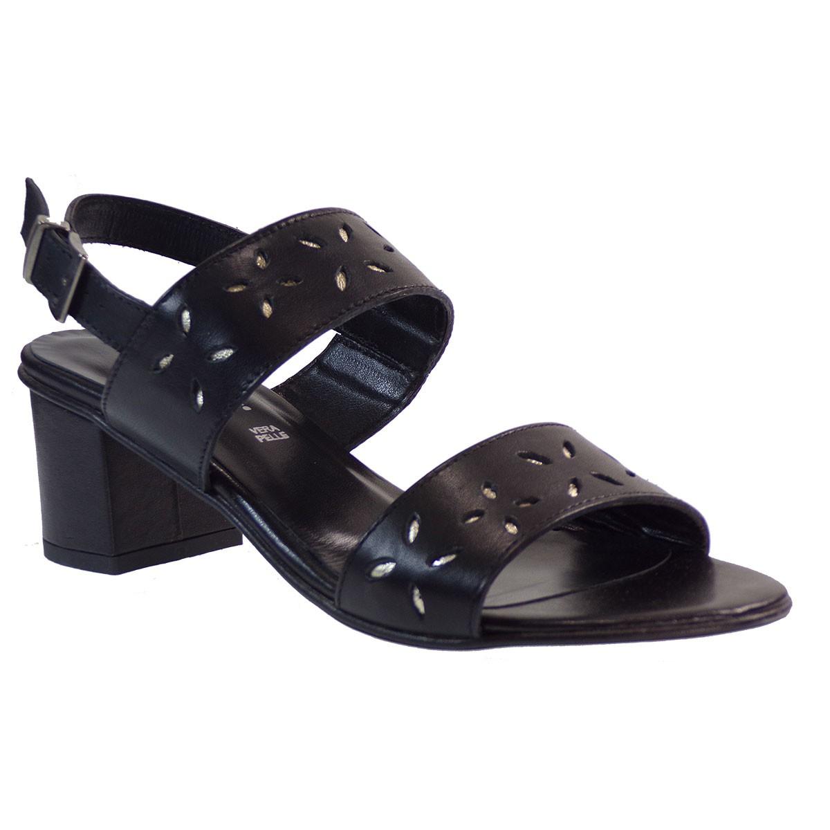 Cornelius Shoes Γυναικεία Πέδιλα 31-174 Μαύρο