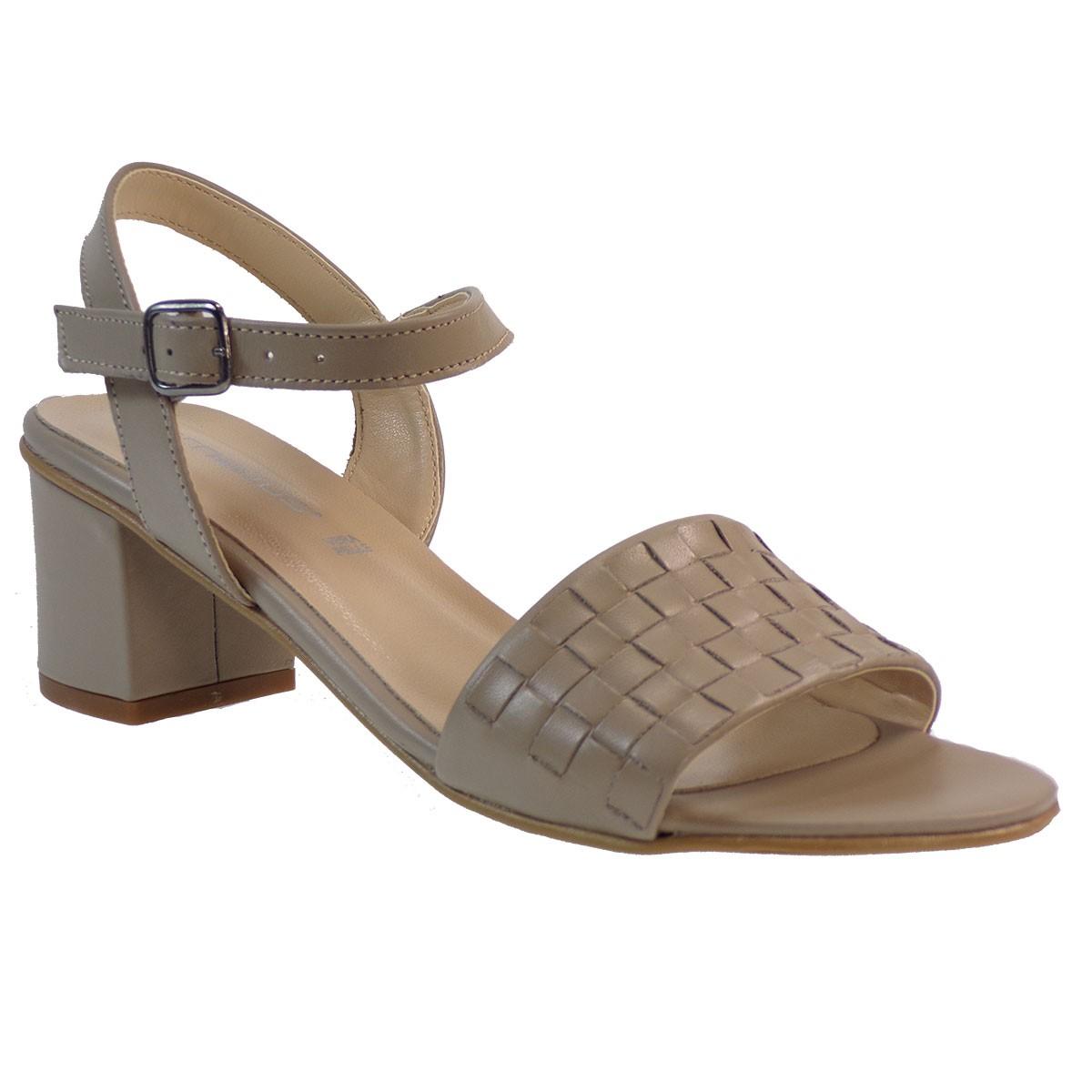 Cornelius Shoes Γυναικεία Πέδιλα 31-260 Taupe