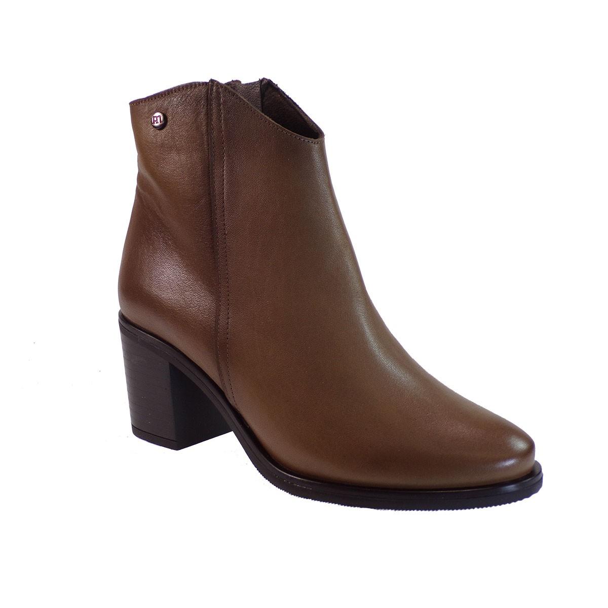 PEPE MENARGUES SHOES Γυναικεία Παπούτσια Μποτάκια 1150 Πούρο Δέρμα