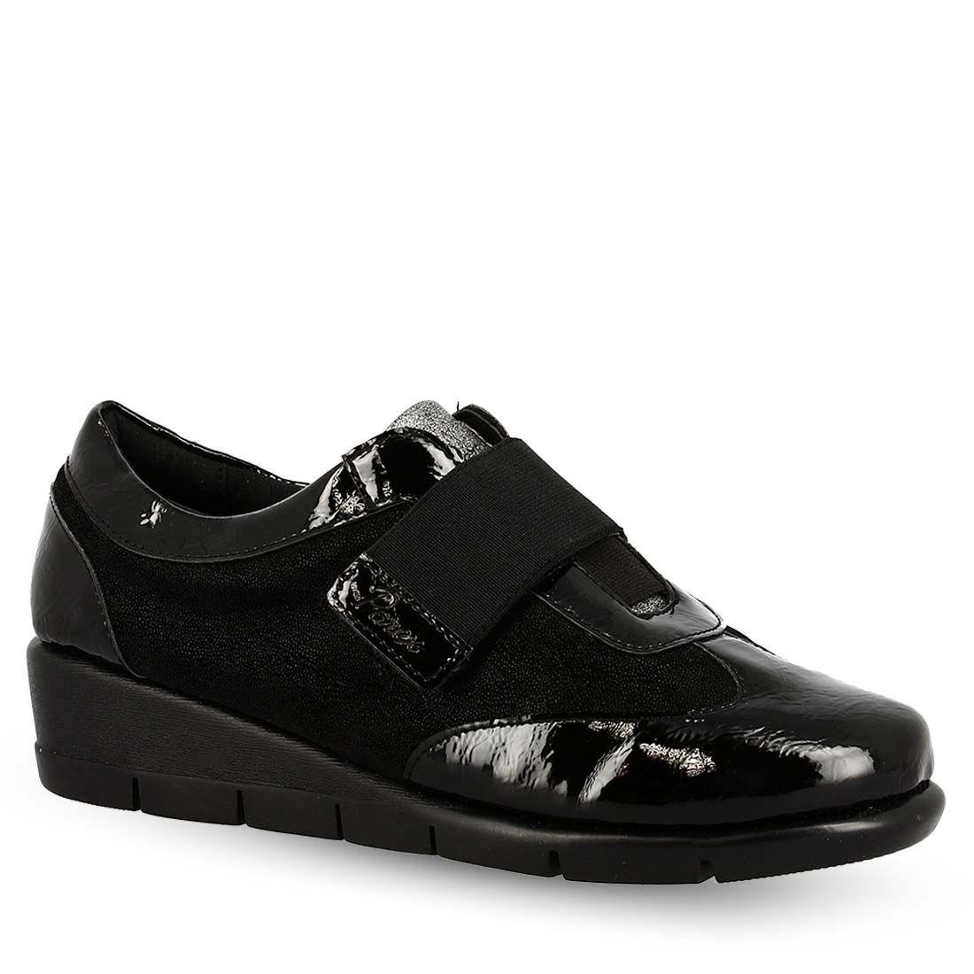 PAREX Γυναικεία Παπούτσια Sneakers 10720010.Β Μαύρο