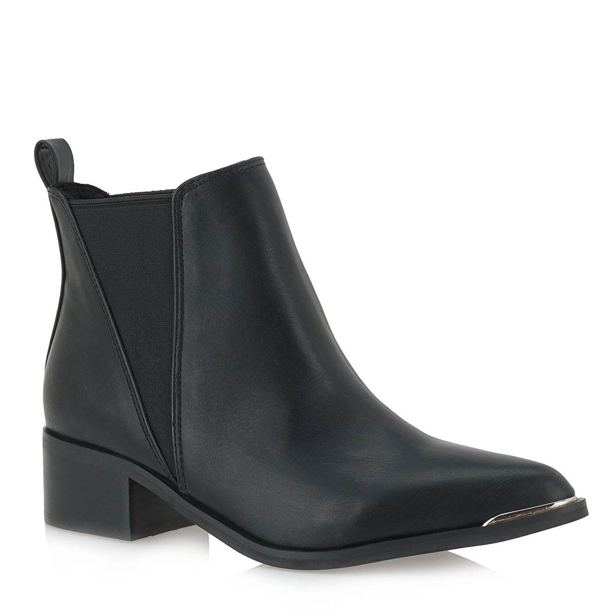 Exe Shoes Γυναικεία Μποτάκια 036-SABRINA-630 Μαύρo J3700362001