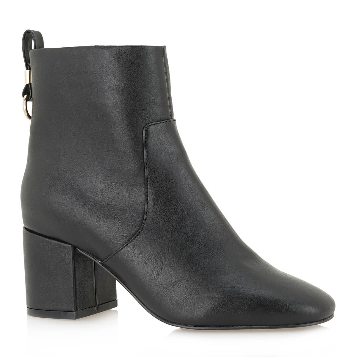 Exe Shoes Γυναικεία Μποτάκια CHERRY-539 Μαύρο J37005393001