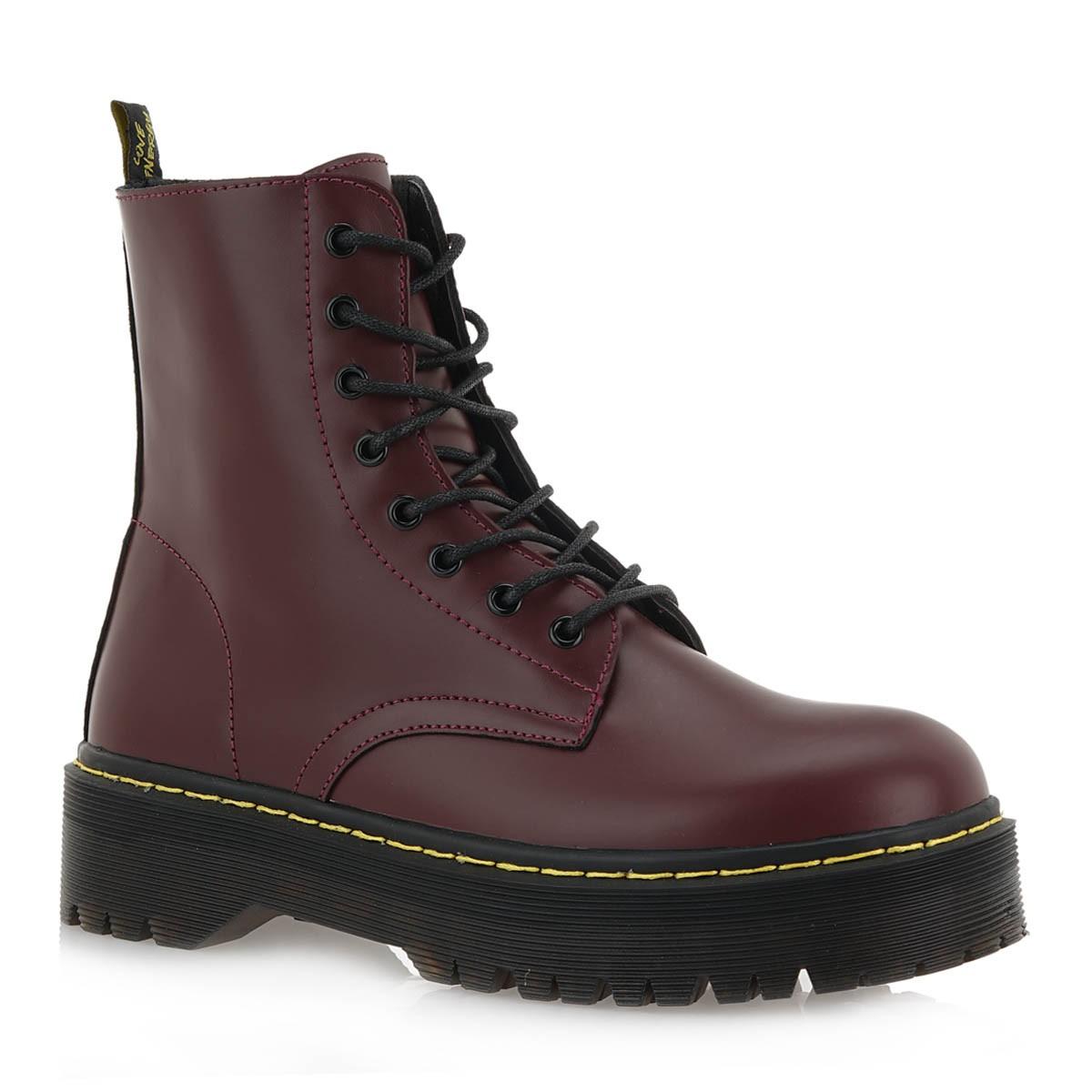 Exe Γυναικεία Παπούτσια Αρβυλάκια 662-8566J2 Μπορντώ J379W6622145