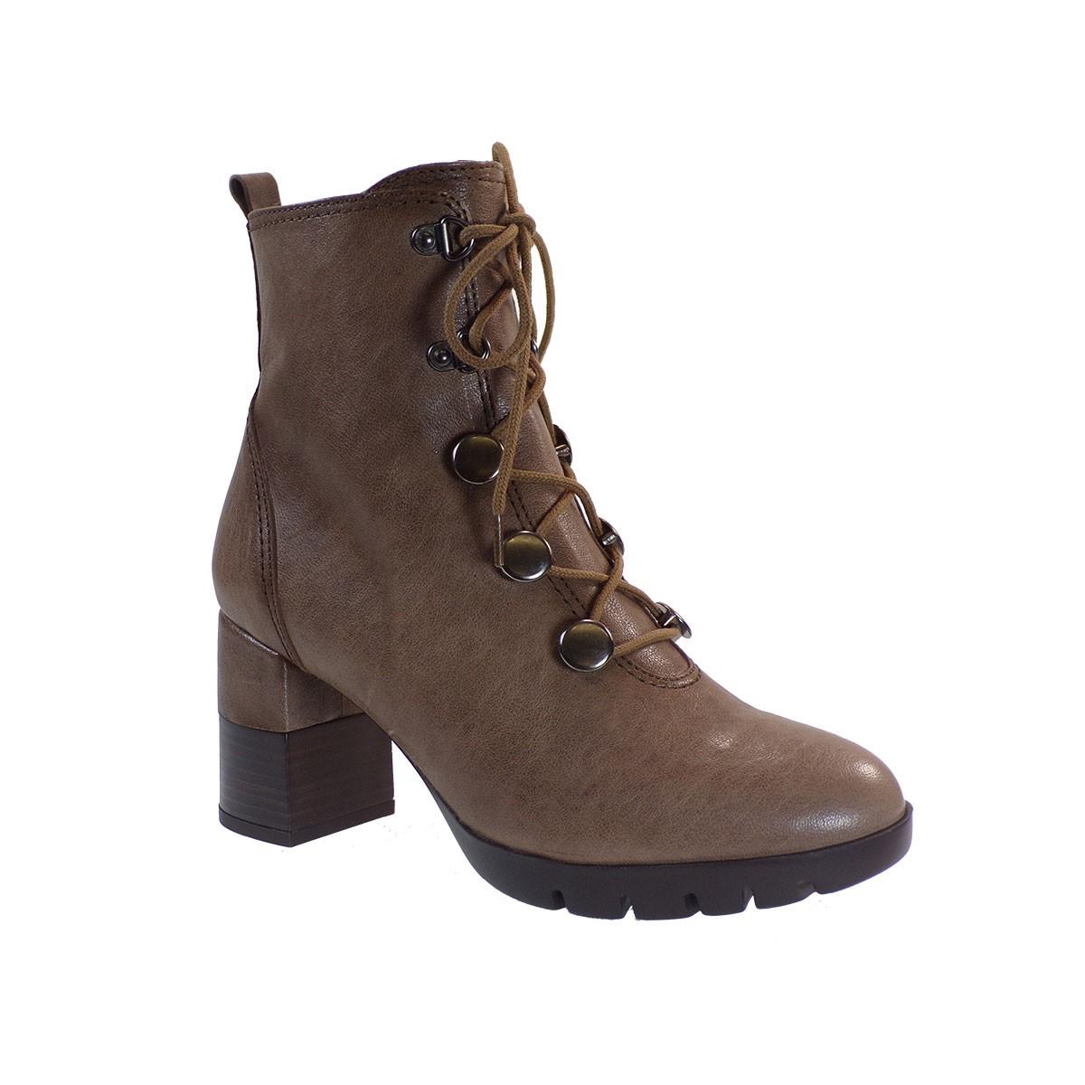 Hispanitas Γυναικεία Παπούτσια Mποτάκια HI99310 Πούρο Δέρμα