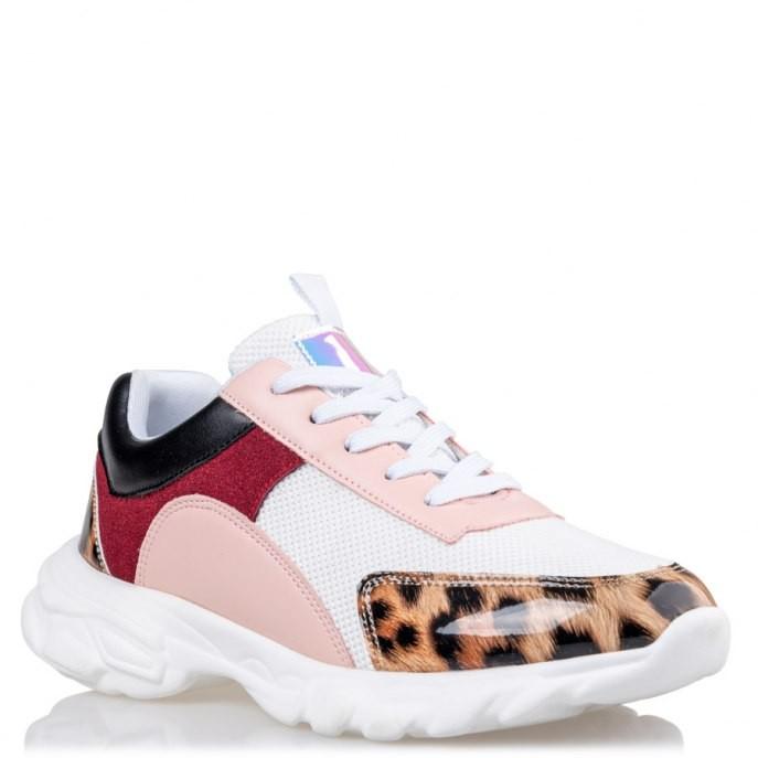 Mairiboo by Envie Shoes Γυναικεία Παπούτσια Sneakers M74-10996-80 ΜΙΧ HOLO-YOLO