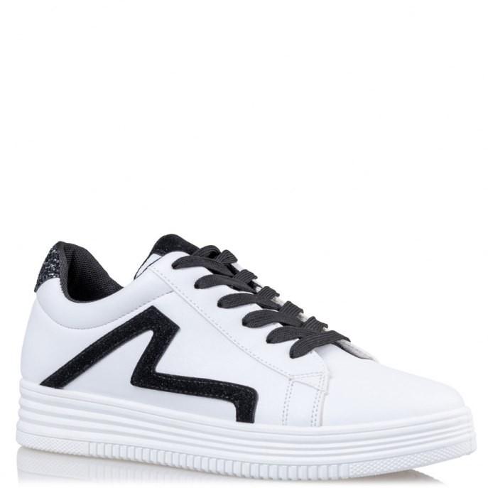 Mairiboo by Envie Shoes Γυναικεία Παπούτσια Sneakers M74-10998-34 Mαύρο Sneak A BOO