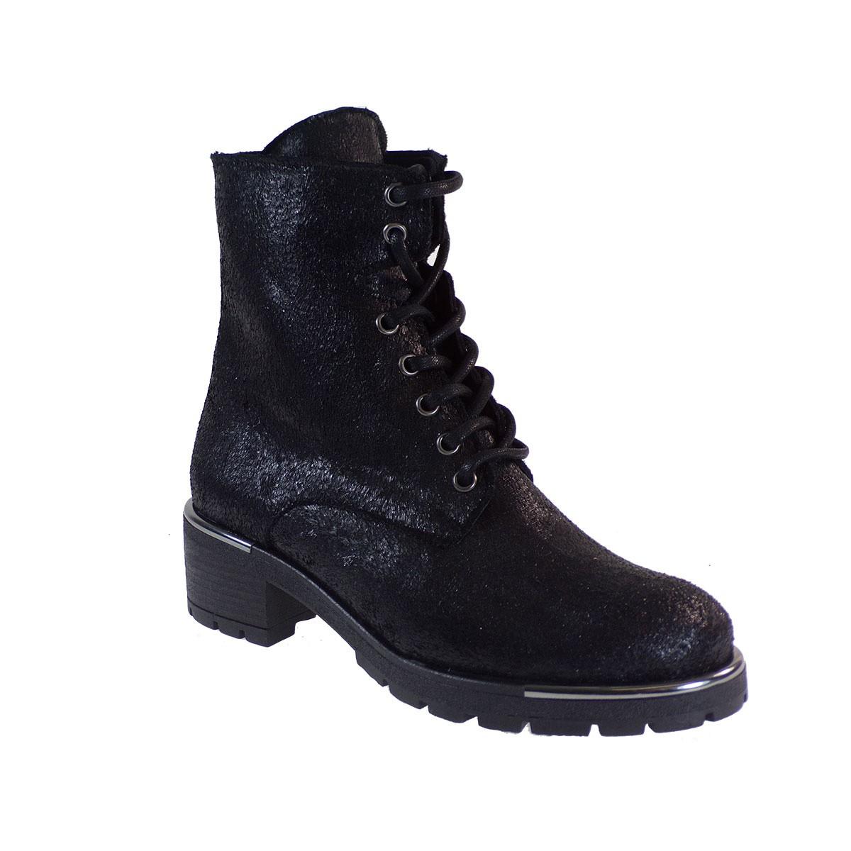 Smart Cronos Γυναικεία Παπούτσια Μποτάκια Αρβυλάκια 6700-TS72 Μαύρο