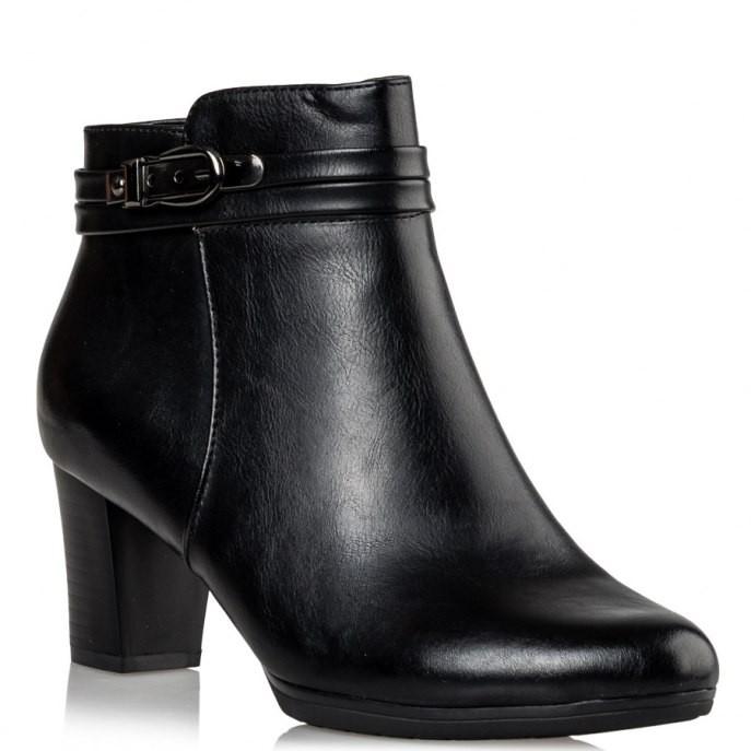 Miss NV Γυναικεία Παπούτσια Μποτάκια V89-10113-34 Μαύρο