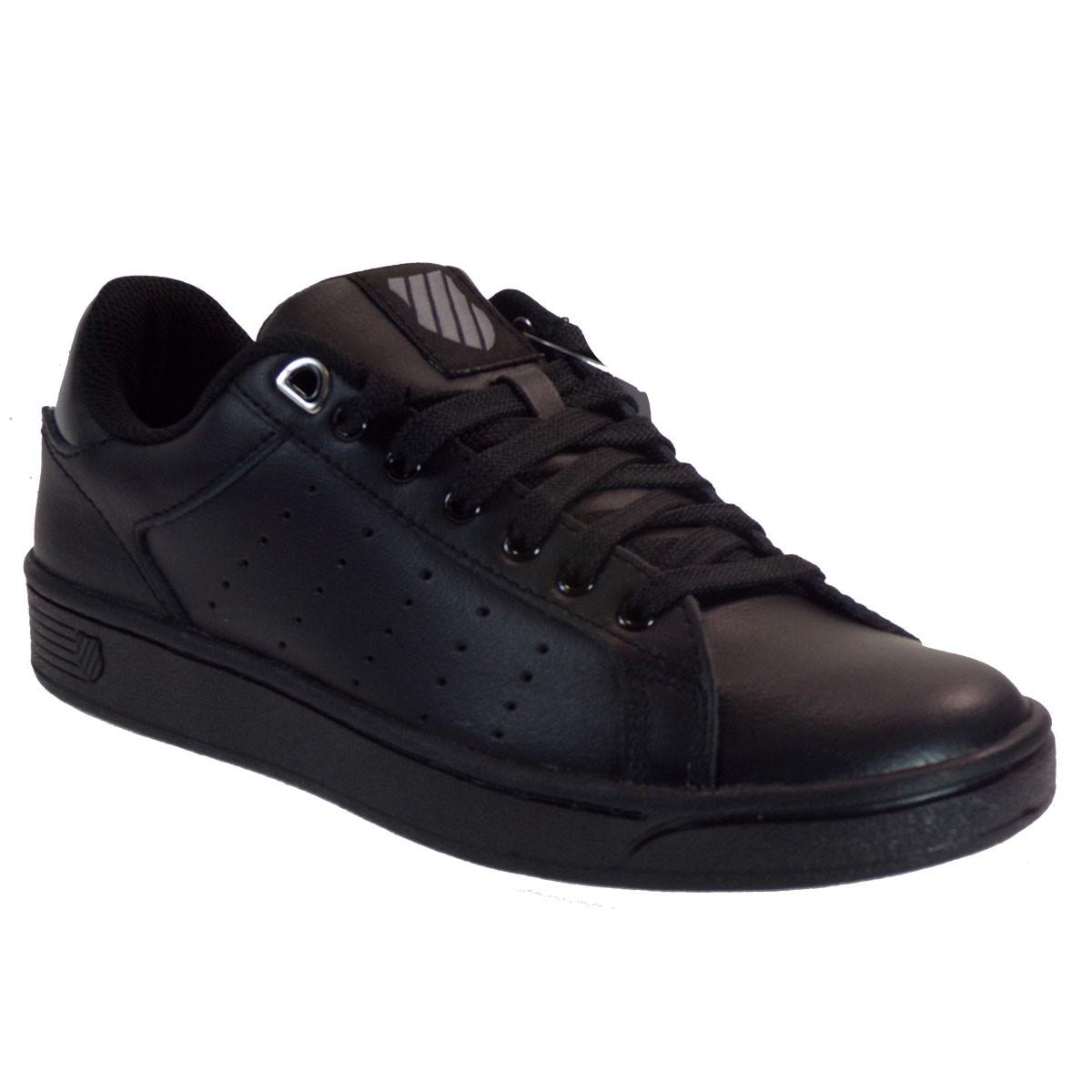 K-SWISS Γυναικεία Παπούτσια Sneakers 95373-006 Μαύρο 868291828