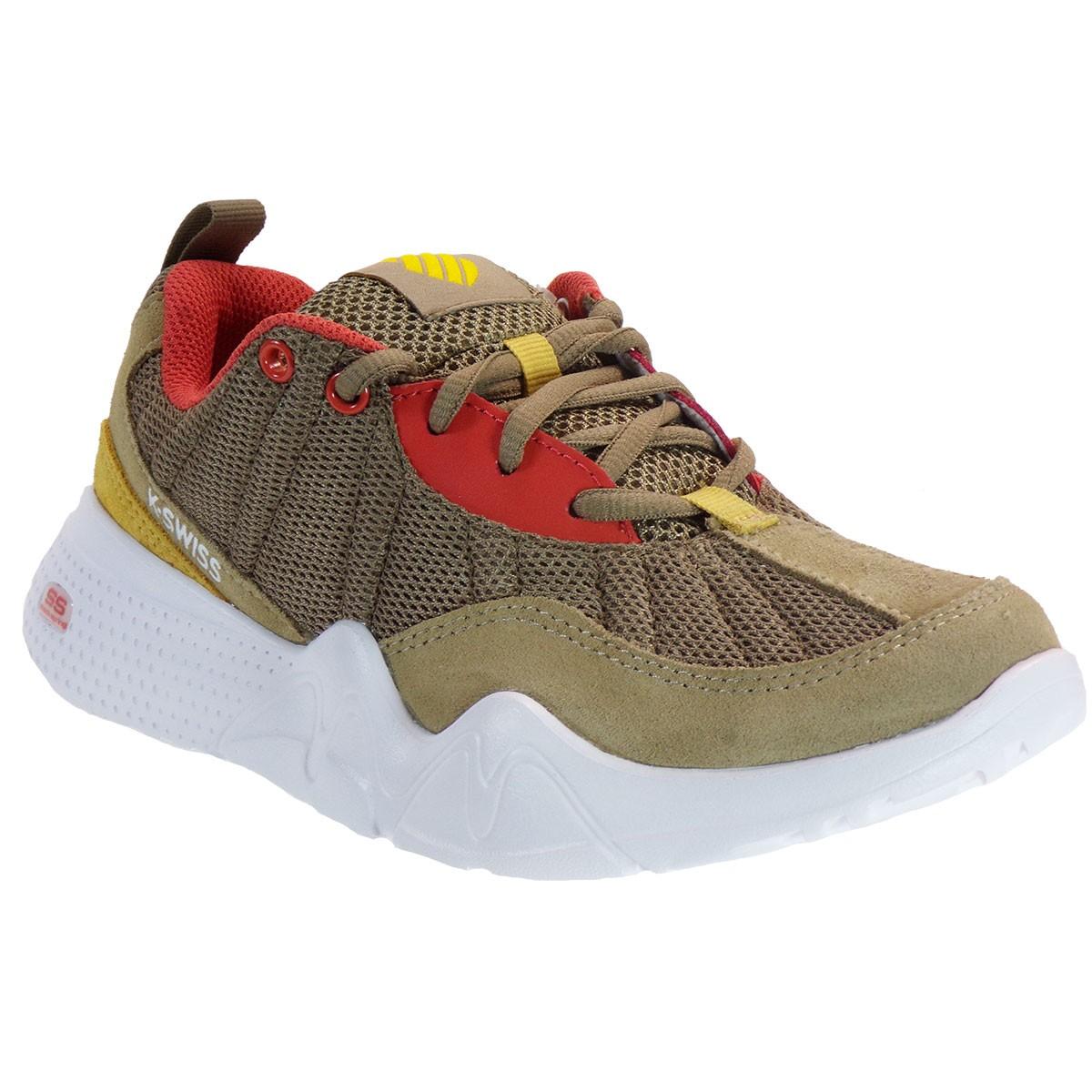K-SWISS Γυναικεία Παπούτσια Sneakers 96155-252 Λαδί 868291832