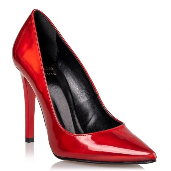 Mairiboo by Envie Shoes Γυναικεία Παπούτσια Γόβες M03-10460-Κόκκινο