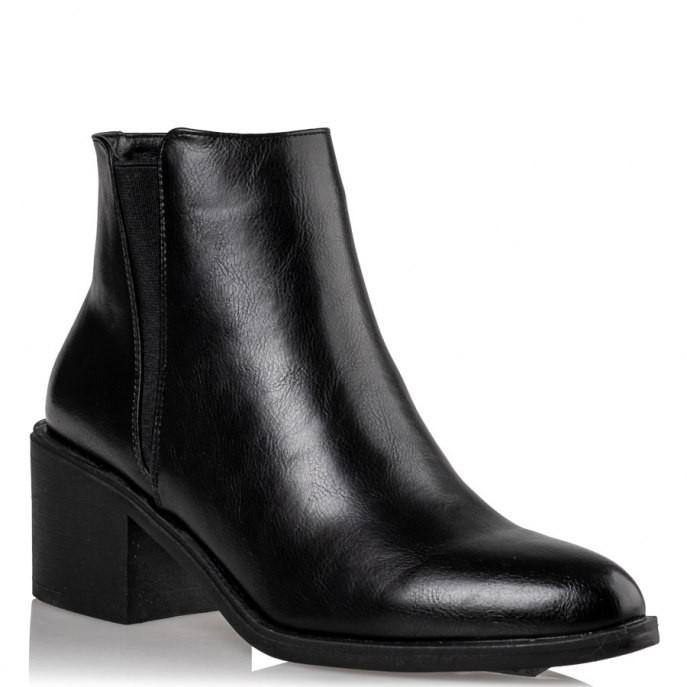 Miss NV Γυναικεία Παπούτσια Μποτάκια V89-10926-34 Μαύρο