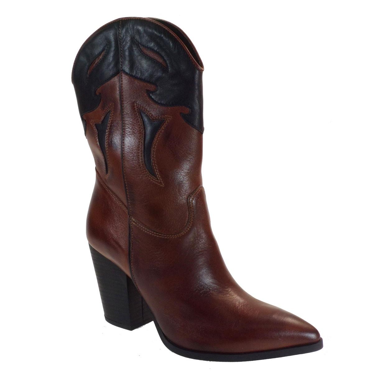 fardoulis shoes gynaikies mpotes cow boy dermatines tampa k351 www.bagiotashoes.gr